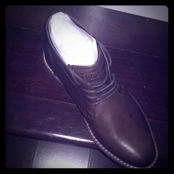 Skechers Shoes Bregman Calsen Mens Chukka Boots Poshmark